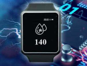 Glucose watch